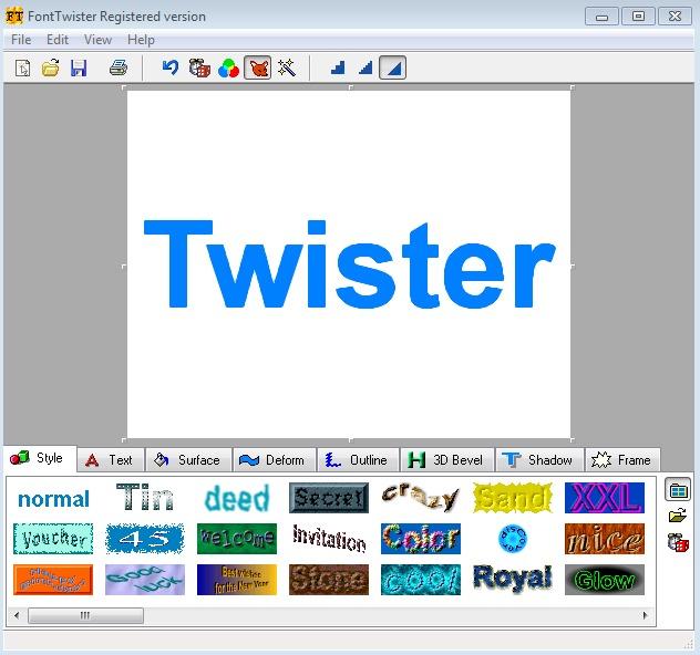 программа для создания красивого текста - фото 4
